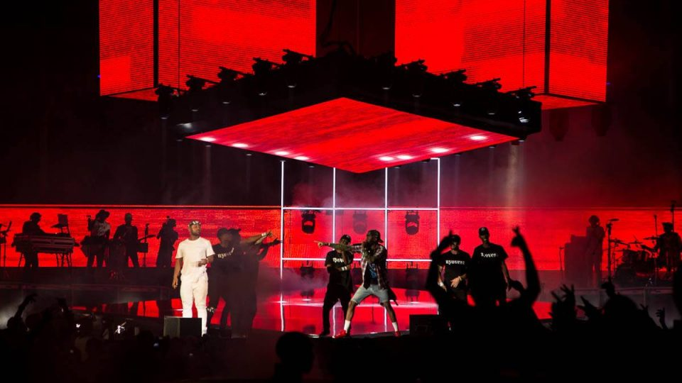 Formative Bepsoke Stage and Production Design Contact us